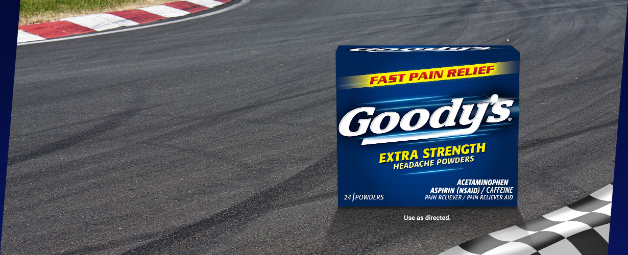 Goody powder coupons
