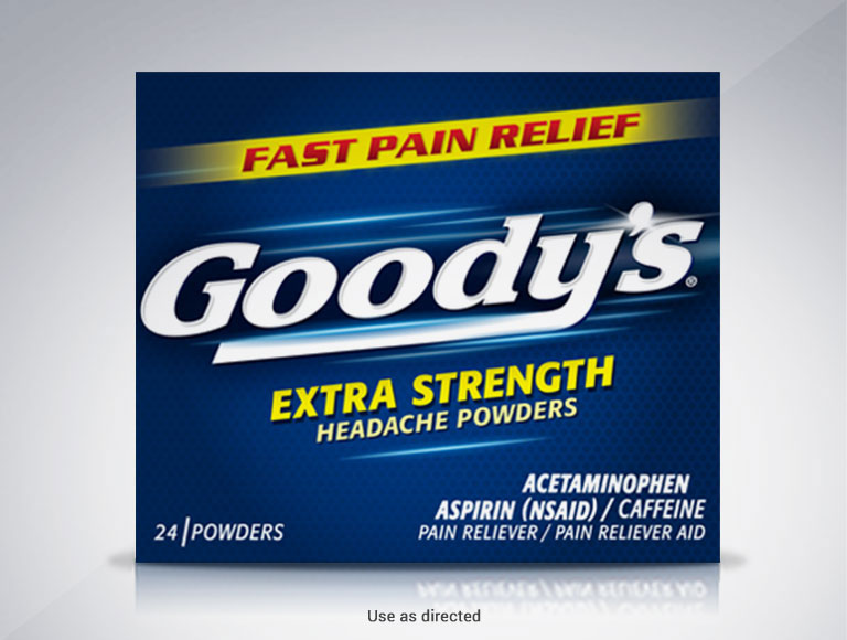 Goody's® Extra Strength Headache Relief Powder