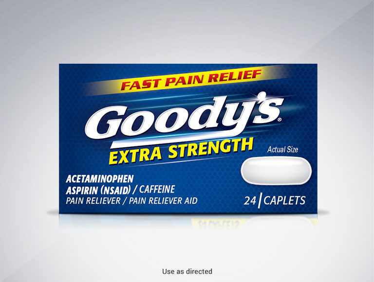 Goody's® Extra Strength Headache Relief Caplets
