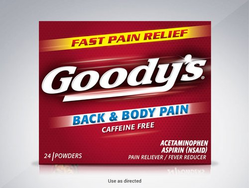 Goody's® Back and Body Pain Powder