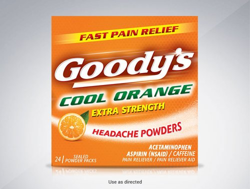 Goody's® Cool Orange Powder