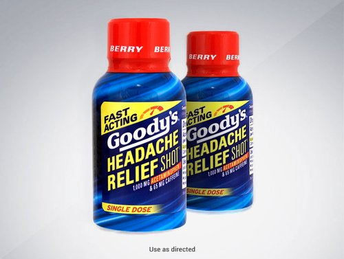 Goody's® Headache Relief Shots®