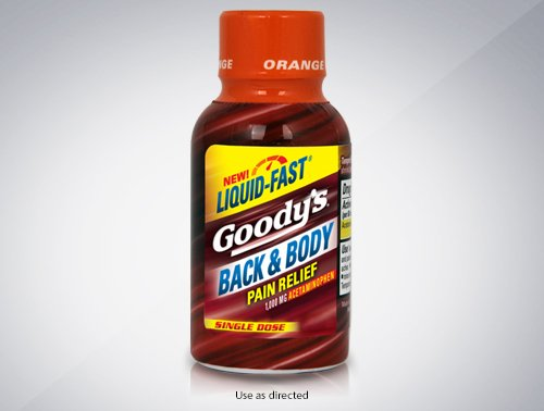 Goody's® Orange Back & Body Single Dose